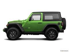 2019 Jeep Wrangler Rubicon 4x4 SUV