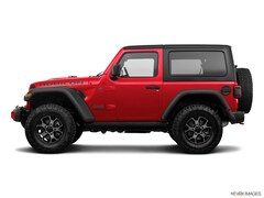 2020 Jeep Wrangler RUBICON 4X4 Sport Utility Madison WI