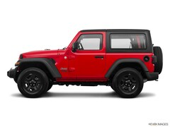 New 2019 Jeep Wrangler SPORT S 4X4 Sport Utility 1C4GJXAG7KW616858 for sale in West Covina, CA