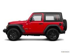 New Chrysler, Dodge FIAT, Genesis, Hyundai, Jeep & Ram 2019 Jeep Wrangler Sport 4x4 SUV for sale in Maite