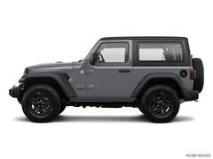 New 2019 Jeep Wrangler SPORT S 4X4 Sport Utility Bronx NY