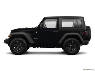 New 2019 Jeep Wrangler SPORT S 4X4 Sport Utility in Williamsville, NY