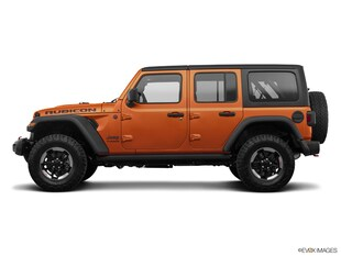 2019 Jeep Wrangler Unlimited Rubicon SUV