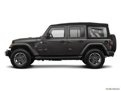 New 2020 Jeep Wrangler UNLIMITED NORTH EDITION 4X4 Sport Utility for sale in the Bronx