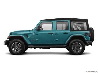 New Chrysler Dodge Jeep RAM for sale 2020 Jeep Wrangler UNLIMITED SAHARA 4X4 Sport Utility in Wisconsin Rapids, WI