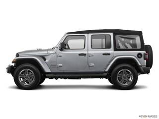 2019 Jeep Wrangler JL Unlimited Sahara 4x4 SUV