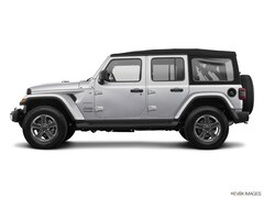 New 2020 Jeep Wrangler UNLIMITED SAHARA ALTITUDE 4X4 Sport Utility for sale in Clearfield, PA