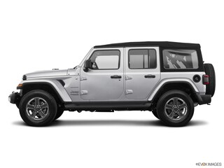 New 2020 Jeep Wrangler UNLIMITED NORTH EDITION 4X4 Sport Utility for sale in Cartersville, GA