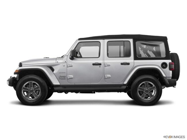2019 Jeep Wrangler Sahara Sahara 4x4