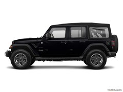 New 2019 Jeep Wrangler UNLIMITED SAHARA 4X4 Sport Utility for sale in Springfield, VT