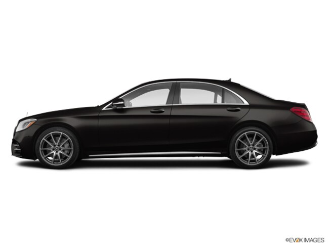 2019 Mercedes-Benz S-Class S 560 4MATIC Sedan