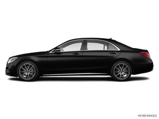 New 2019 Mercedes-Benz S-Class S 560 4MATIC Sedan for sale in Santa Fe, NM