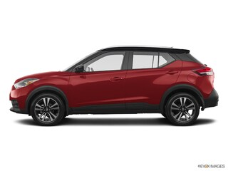New 2019 Nissan Kicks SV in North Smithfield near Providence