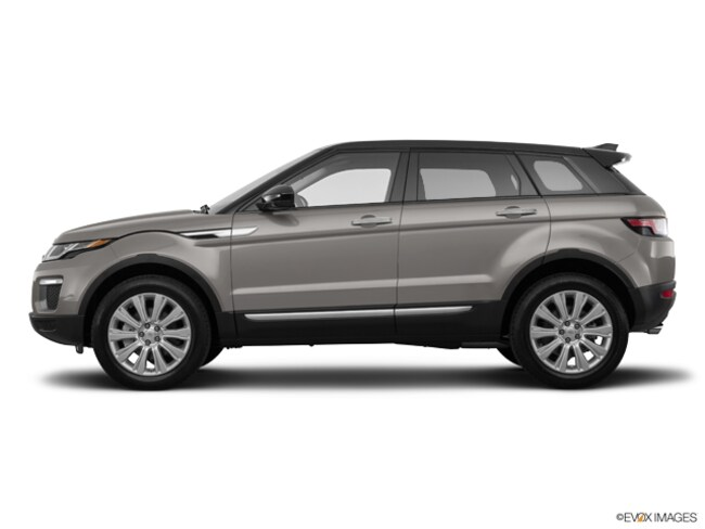 New 2019 Land Rover Range Rover Evoque HSE SUV in Bedford, NH