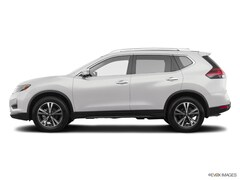 New 2019 Nissan Rogue SV SUV Hickory, North Carolina