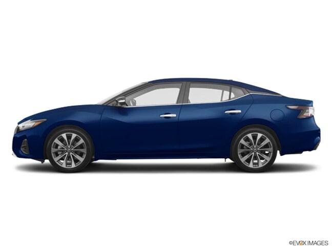 New 2019 Nissan Maxima Platinum Sedan Hickory, North Carolina