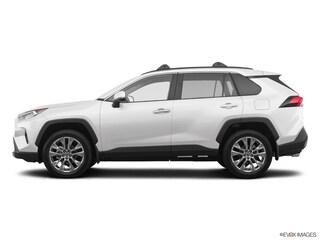New 2019 Toyota RAV4 Limited SUV