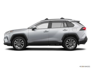 New 2019 Toyota RAV4 Limited SUV in Ontario, CA