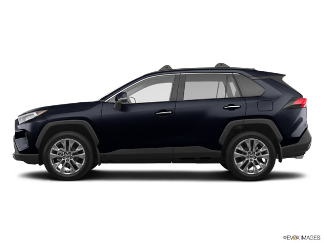 Featured 2019 Toyota RAV4 Limited SUV for sale near you in Corona, CA