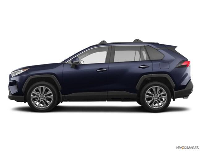 New 2019 Toyota RAV4 Limited SUV in Avondale, AZ