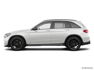New 2019 Mercedes-Benz AMG GLC 63 4MATIC SUV for sale in Belmont, CA