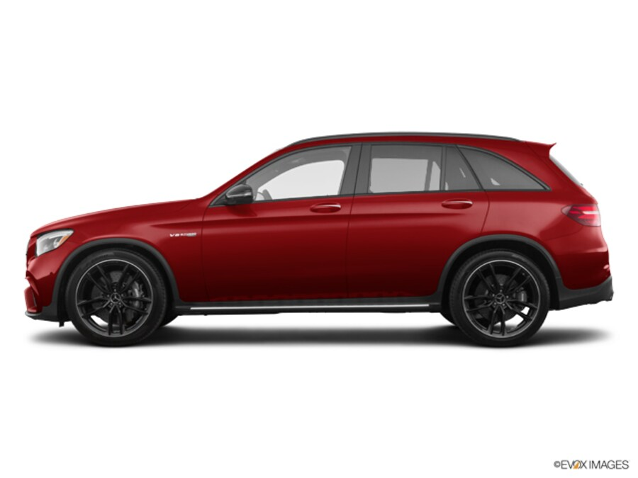 New 2019 Mercedes-Benz AMG GLC 63 S 4MATIC SUV