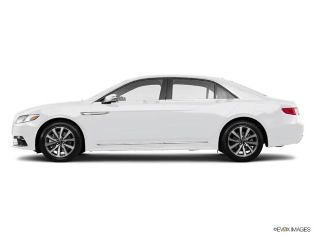 New 2019 Lincoln Continental Standard Car in Novi, MI