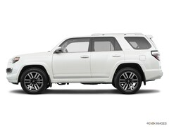 New 2019 Toyota 4Runner Limited SUV in Laredo, TX