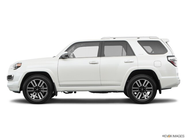 New 2019 Toyota 4Runner Limited SUV San Antonio