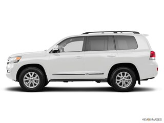 New 2019 Toyota Land Cruiser V8 SUV Lodi, CA