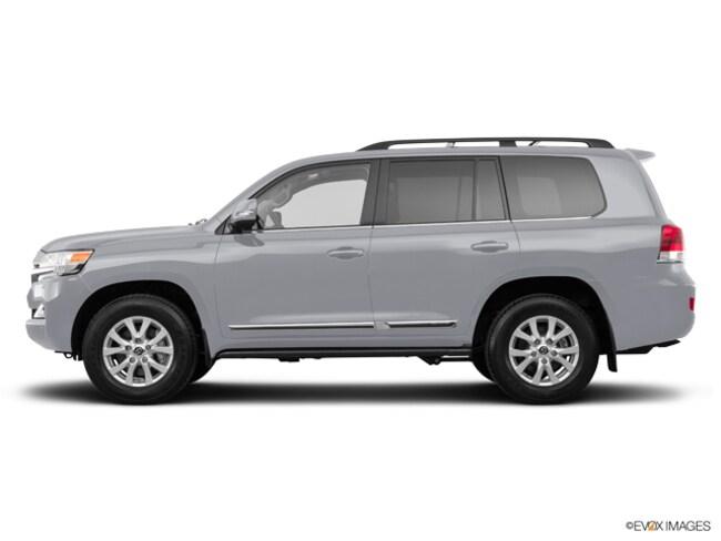 New Toyota 2019 Toyota Land Cruiser V8 SUV JTMCY7AJ1K4079499 for sale near you in Lemon Grove, CA