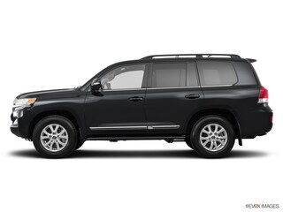 New 2019 Toyota Land Cruiser Base Sport Utility K4080016 in Cincinnati, OH