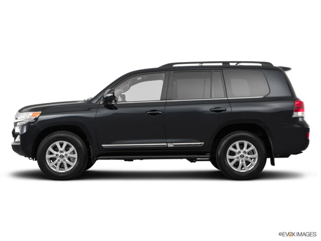 New 2019 Toyota Land Cruiser V8 SUV in Silver Spring, MD