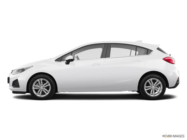 New vehicle 2019 Chevrolet Cruze LT Hatchback for sale near you in Cherokee, IA