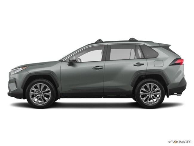 New 2019 Toyota RAV4 XLE Premium SUV in Ruston, LA
