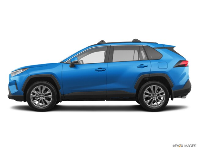 New 2019 Toyota RAV4 XLE Premium SUV near Dallas, TX