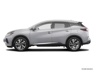 New 2019 Nissan Murano SL SUV For Sale Meridian MS