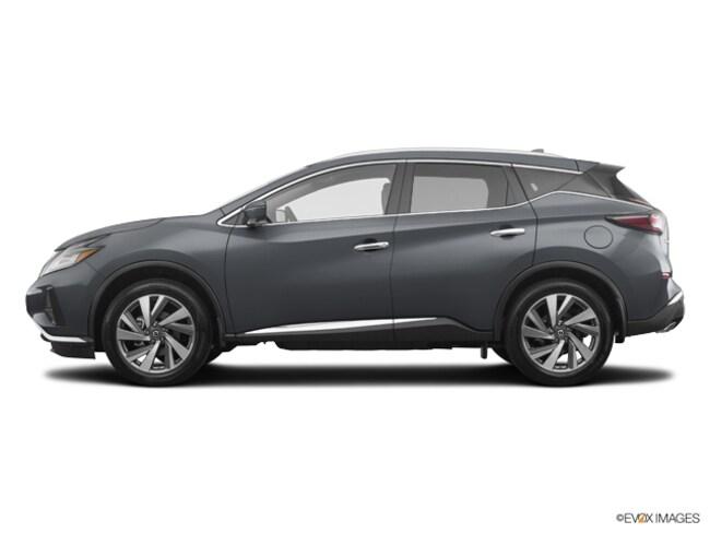 New 2019 Nissan Murano SL SUV in Chattanooga