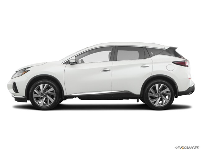 New 2019 Nissan Murano SL SUV in Cathedral City
