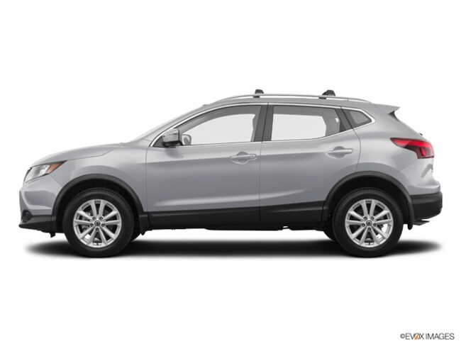 New Nissan vehicle 2019 Nissan Rogue Sport SV SUV for sale near you in Greenfield, WI