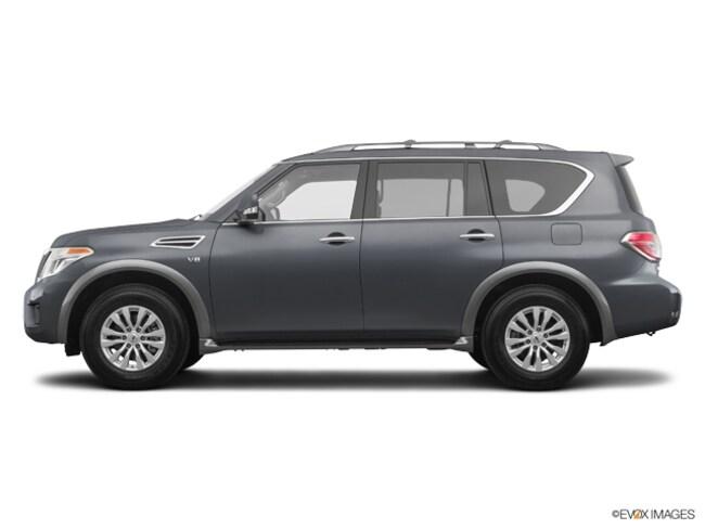 New 2019 Nissan Armada Sv Suv In San Antonio Tx