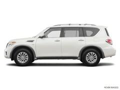New 2019 Nissan Armada SV SUV 4x2 in Williamsburg, VA