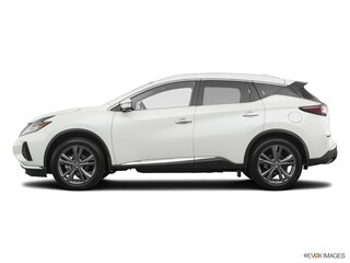 New 2019 Nissan Murano Platinum FWD Platinum For Sale Meridian MS
