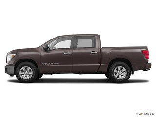 New 2019 Nissan Titan SV Truck Crew Cab For Sale Meridian MS