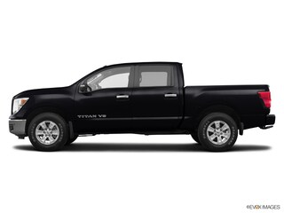 New 2019 Nissan Titan SV Truck Crew Cab L7094 for sale near Cortland, NY