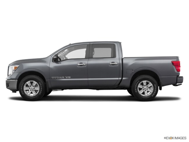 2019 Nissan Titan SV Truck Crew Cab For Sale in State College, PA