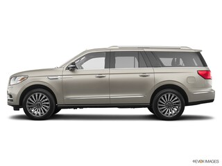 New 2019 Lincoln Navigator L Reserve SUV for sale near you in Logan, UT