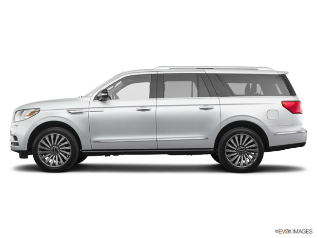 New 2019 Lincoln Navigator For Sale At North Park Lincoln Vin