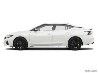 New 2019 Nissan Maxima 3.5 SR Sedan Ames, IA