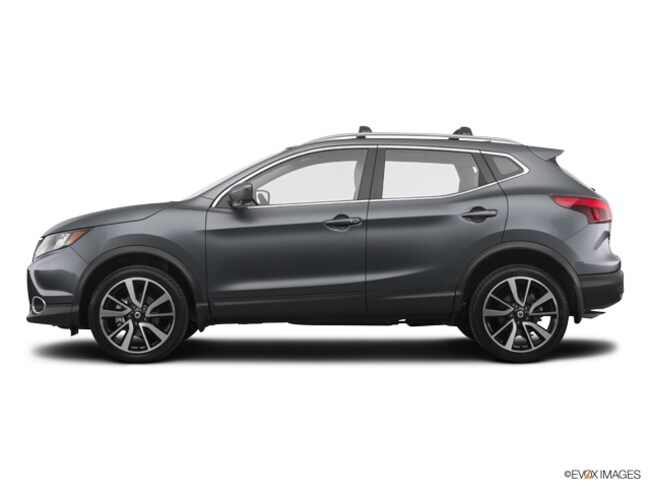 New 2019 Nissan Rogue Sport SL SUV in Bedford TX